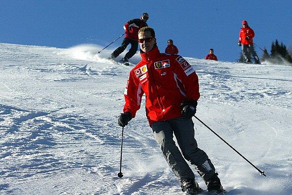 Michael Schumacher liegt seit Ende Dezember im Koma