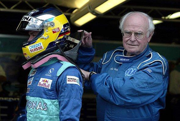 So kannte die F1-Welt Dr. Sid Watkins: Unermüdlich am Verbessern der Sicherheit