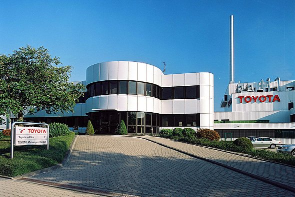 Das Toyota-Werk in Köln hat neue Aufgaben - Foto: Toyota