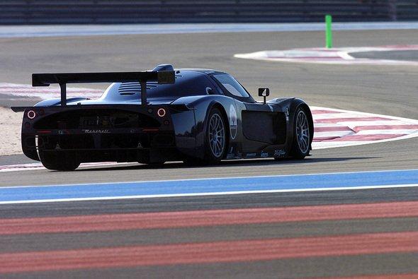 Andrea Bertolini setzte die Maserati-Tests in Le Castellet fort. - Foto: Maserati