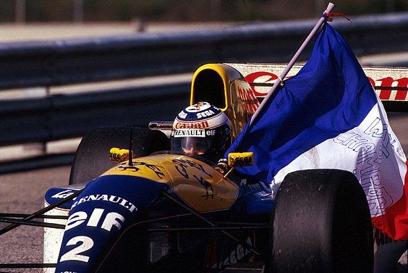 Formel-1-Legende Alain Prost feiert seinen 59. Geburtstag.