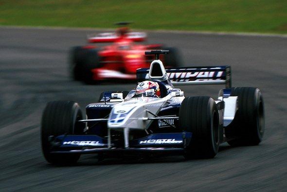 Juan Pablo Montoya lobt Michael Schumacher - Foto: Williams