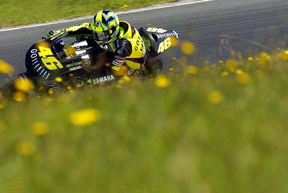 Valentino Rossi ist für Ralf Waldmann einfach der Beste.