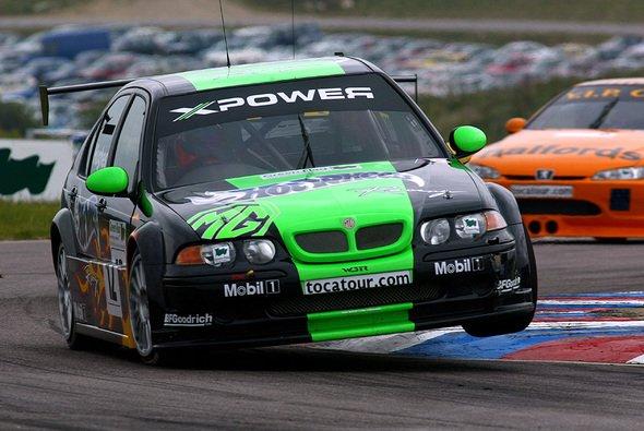 Wer wird die DTM Autos vom MG lenken? - Foto: MG Rover