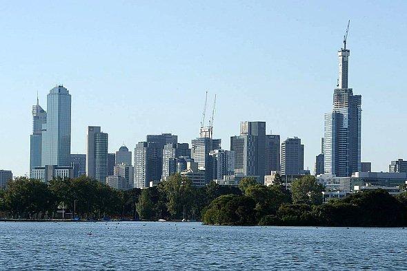 Melbourne - Geschäftszentrum und Idylle in einem. - Foto: xpb.cc
