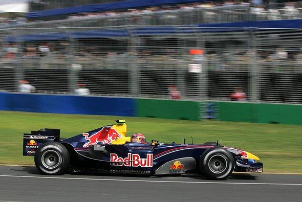 Der Italiener holte für Red Bull die erste Bestzeit der Saison. - Foto: xpb.cc