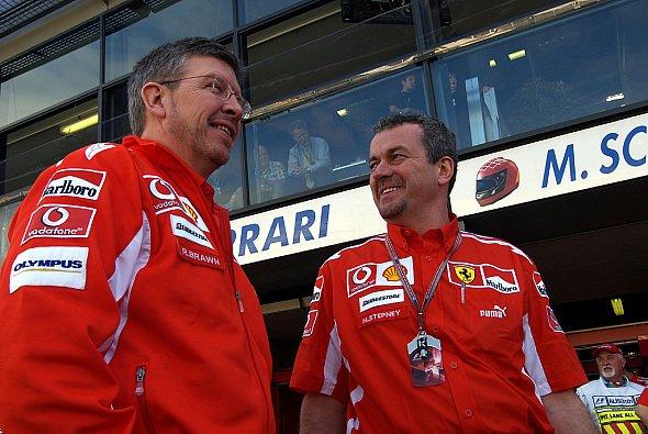 Ross ist mit dem neuen Format nicht zufrieden. - Foto: Ferrari Press Office