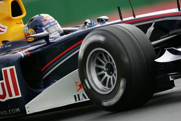 Christian Klien war schneller als David Coulthard. - Foto: xpb.cc