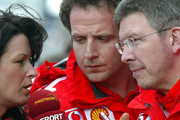 Ross Brawn nimmt Michael Schumacher in Schutz. - Foto: xpb.cc