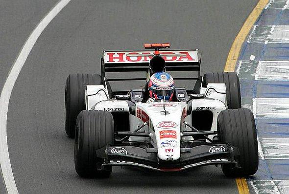 Jenson Button möchte mehr Speed. - Foto: xpb.cc