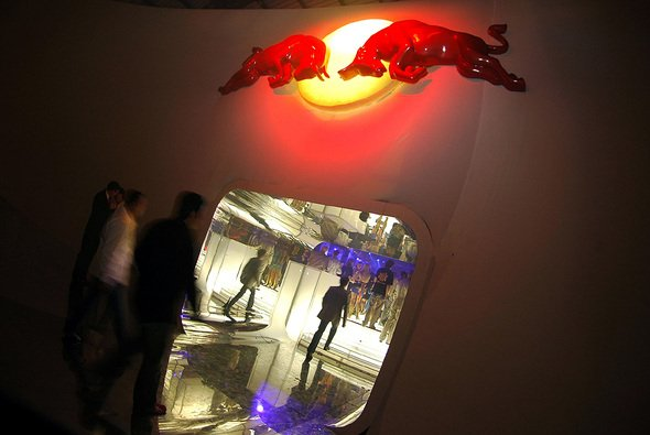 Genehmigt sich Honda einen Red Bull? - Foto: Red Bull