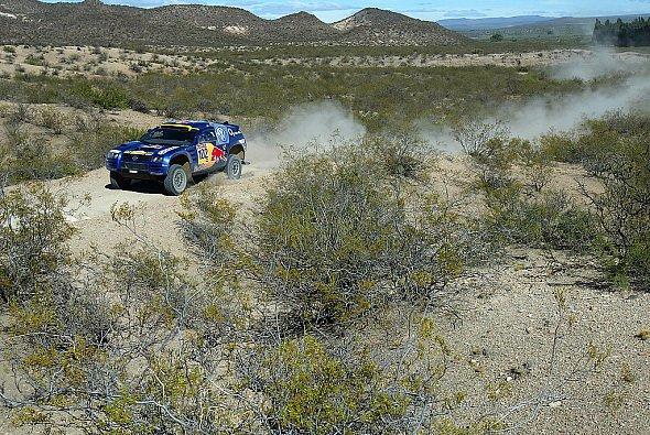 Die Wolfburger liegen noch immer in Führung. - Foto: VW Motorsport