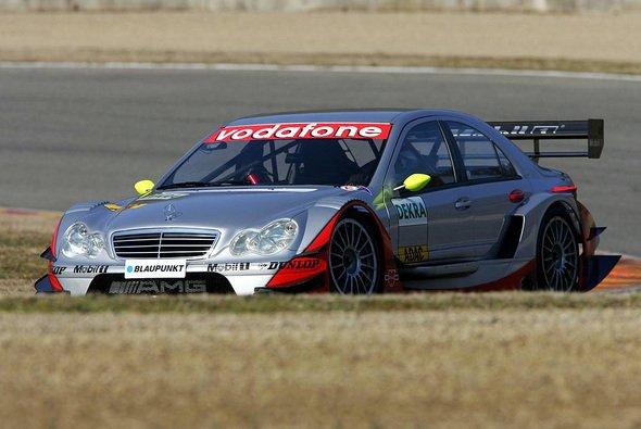Alex Margaritis gab in Mugello seinen DTM-Einstand. - Foto: xpb.cc
