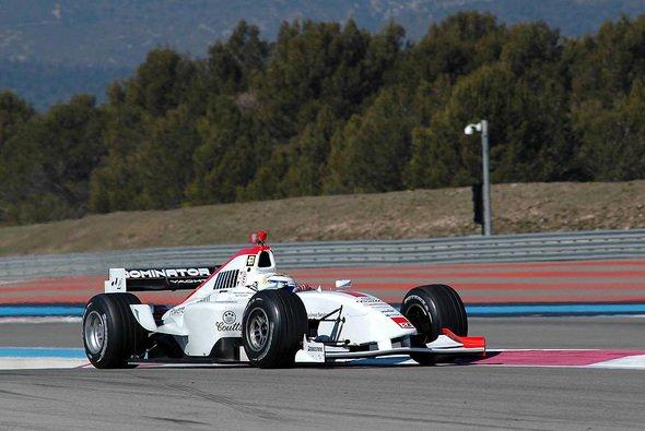 Auch Nico Rosberg war in Südfrankreich aktiv. - Foto: xpb.cc