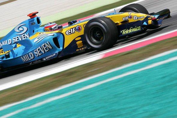 Fernando rechnet mit drei Hauptkonkurrenten. - Foto: xpb.cc