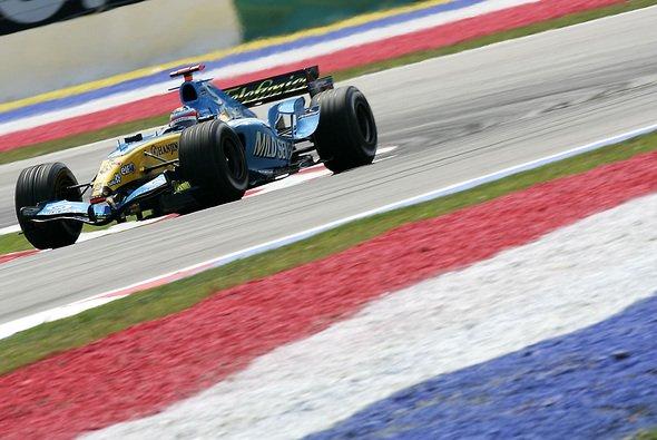 Fernando Alonso ist auch heute die klare Nummer 1. - Foto: Renault