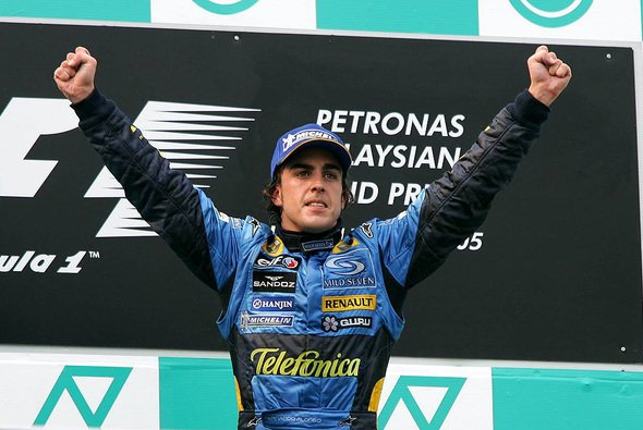 Fernando durfte seinen 2. GP-Sieg bejubeln! - Foto: xpb.cc