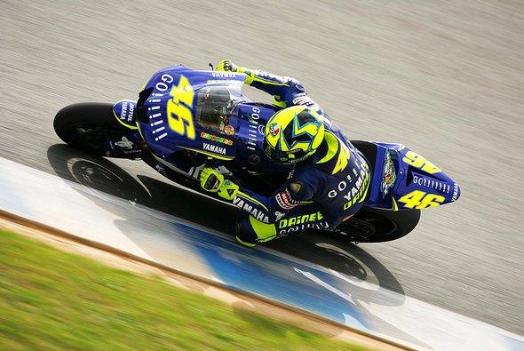 Sehen Sie Valentino Rossi live an der Rennstrecke! - Foto: Yamaha Racing