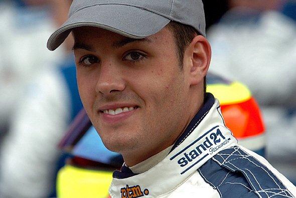 Mario Josten startet 2005 in der Belcar Serie. - Foto: Josten