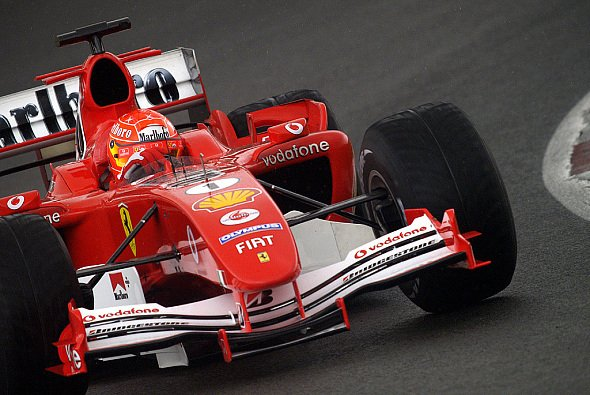Michael Schumacher: Ich hätte Alonso schlagen können - Foto: Ferrari Press Office