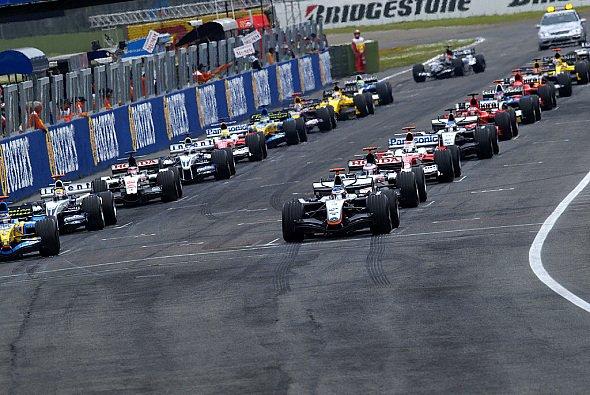 San Marino: Die F1 wird immer schnelllebiger - Foto: Ferrari Press Office