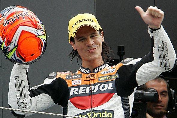 Sebastian Porto war bis Mitte 2006 in der Motorrad-WM aktiv