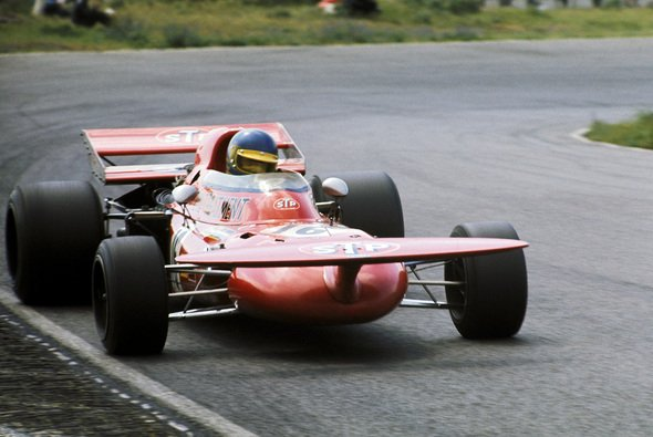 Urgs: Ronnie Peterson im March 711