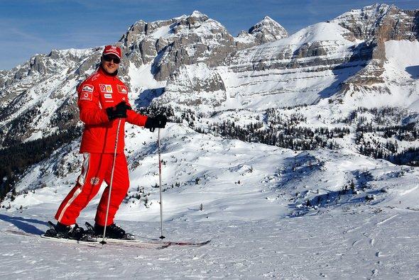 Michael Schumacher kämpft um sein Leben