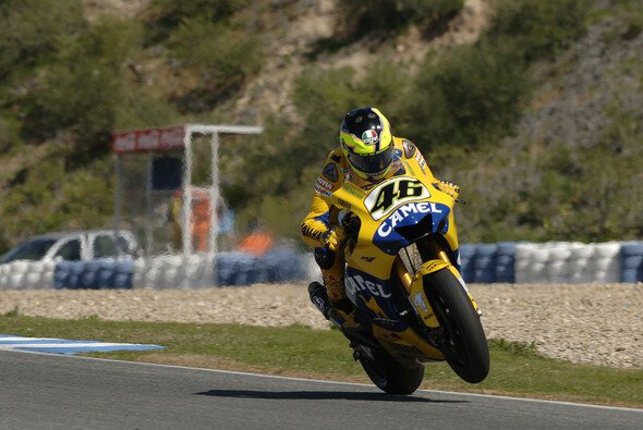Neue Michelin-Entwicklungen für die Saison 2006 - Foto: Yamaha