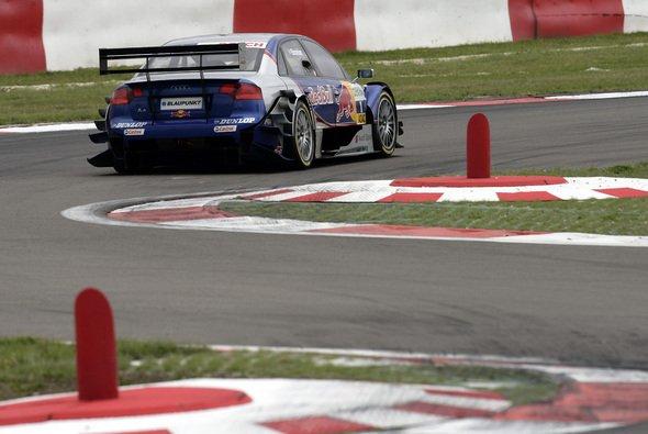 Erobert Mattias Ekström wie beim Saisonauftakt der vergangenen Saison die Pole Position? - Foto: DTM