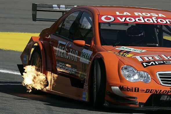 Auch die Vorjahreswagen könnten 2006 glänzen. - Foto: DTM