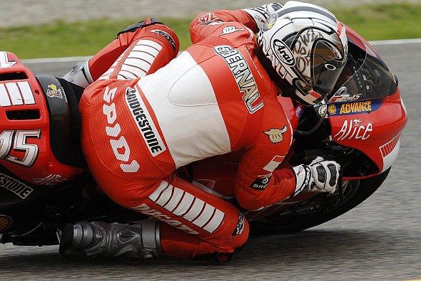 Sete Gibernau kommt gerade rechtzeitig für seinen Heim-GP in Form - Foto: Ducati