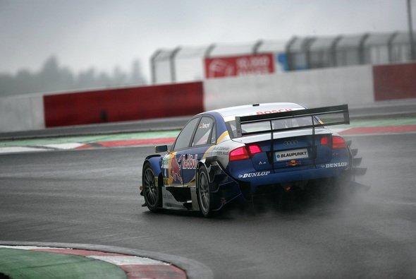 Auch in diesem Jahr ist das Regenrisiko hoch. - Foto: Audi