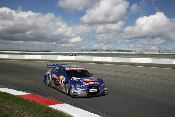 Mattias Ekström musste sich mit Rang acht begnügen. - Foto: Audi