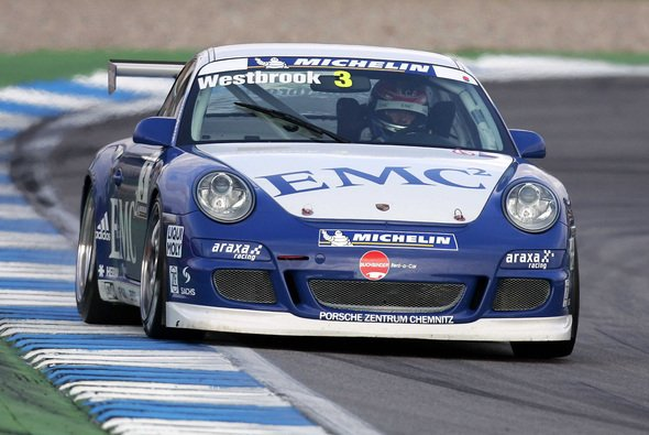 Richard Westbrook ist der Titelverteidiger - Foto: Porsche