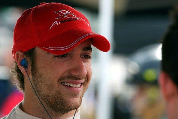 James Hinchcliffe debütiert im IndyCar