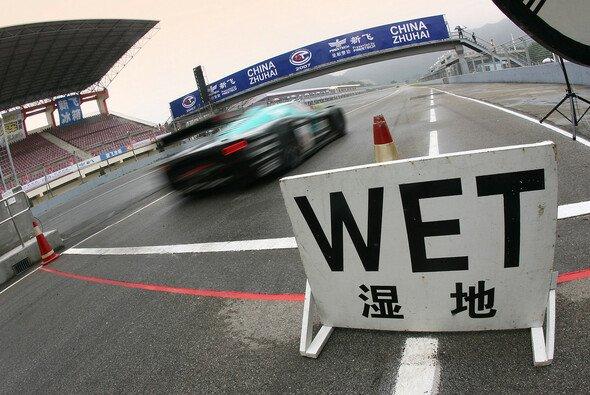 Die Zhuhai-Strecke 2007 im Rahmen der FIA-GT-Meisterschaft