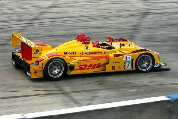 Die Porsche stehen in einer guten Ausgangsposition - Foto: Porsche