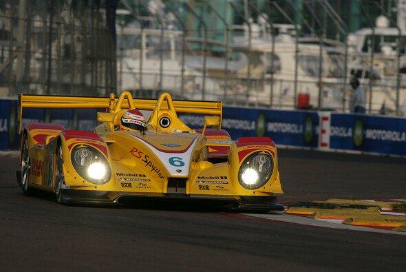 Porsche siegte in St. Petersburg nur in der LMP2 - Foto: Porsche