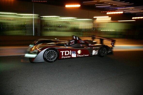 Audi muss an zwei verschieden Orten Gas geben - Foto: Audi