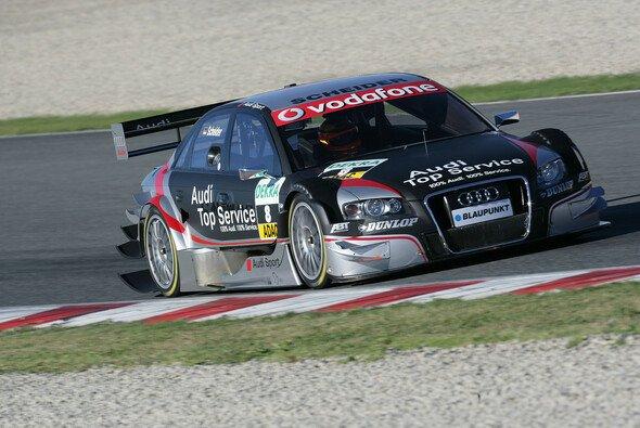 Scheider war nah am Podest dran. - Foto: Audi