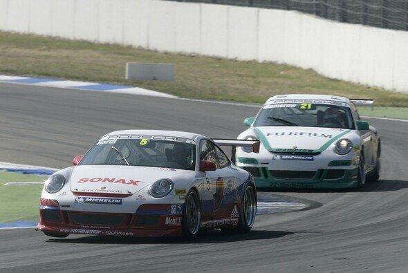 Jörg Hardt setzte sich durch - Foto: Porsche