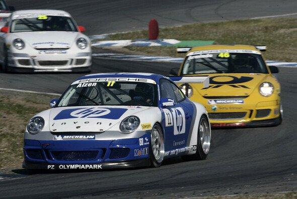 Auf dem Lausitzring gibt es gleich zwei Rennen - Foto: Porsche
