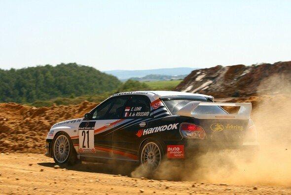 Rallye Dakar auf Sächsisch. - Foto: Sascha Dörrenbächer