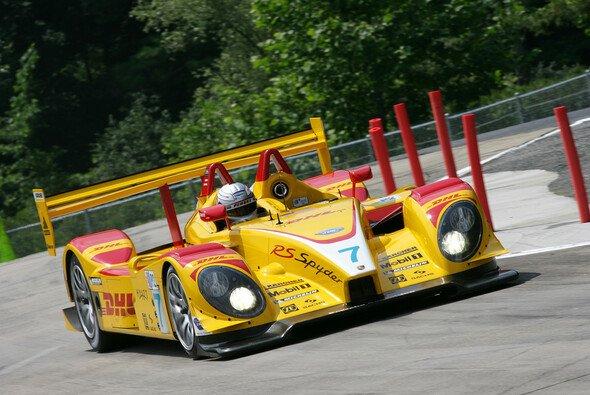 Diesmal startet Porsche nur aus Reihe 2. - Foto: Porsche