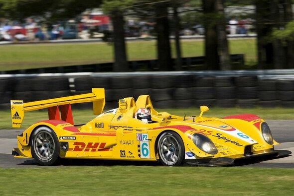 Doppel-Pole für Porsche - Foto: Porsche