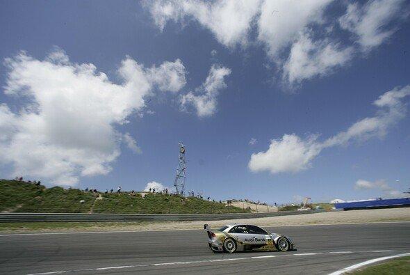 Bis wenige Meter vor Schluss führte Prémat das Feld an. - Foto: Audi
