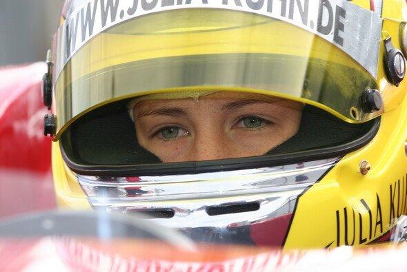Julia Kuhn hat die Motorsportkarriere fest im Visier.