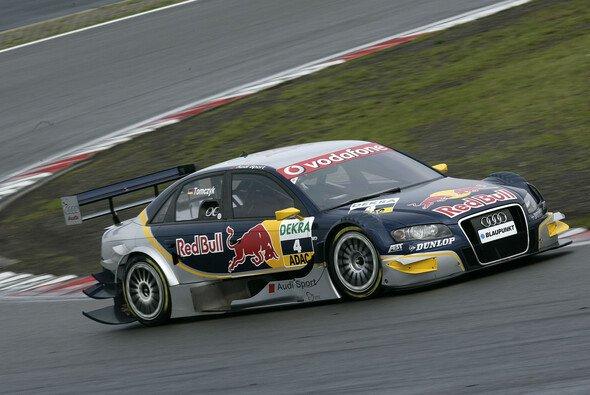 Sieg für Martin Tomczyk am Nürburgring. - Foto: DTM