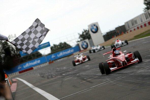 Der Knoten ist geplatzt: Zweiter Sieg für Marco Wittmann. - Foto: BMW